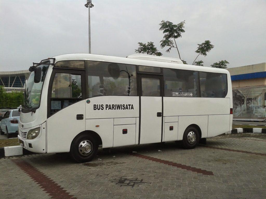 Bus Pariwisata 25 Seat