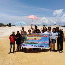 Objek Wisata Unik Gurun Pasir Bintan