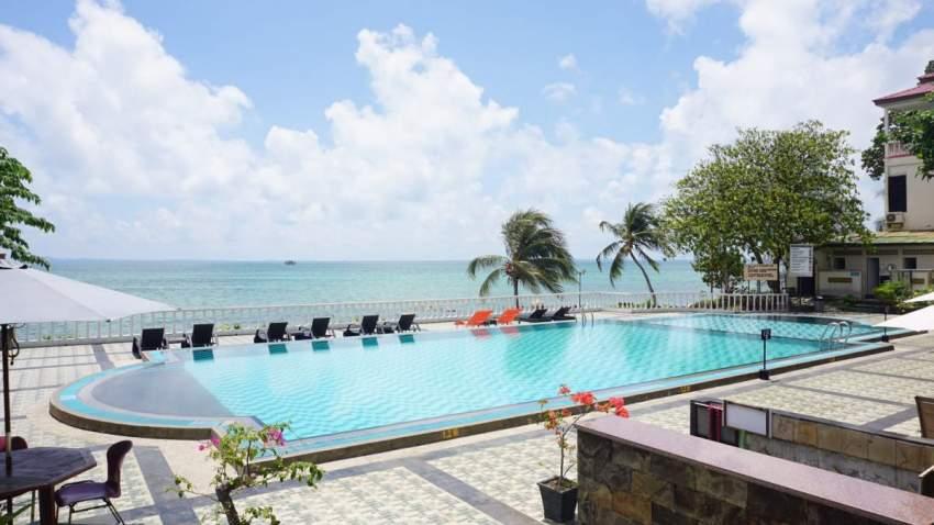 Bintan Agro Beach resort terbaik di pulau Bintan