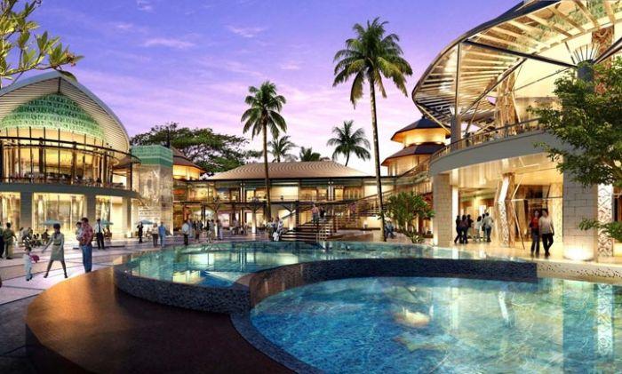 Plaza Lagoi Bintan Pusat Perbelanjaan Megah Di Bintan