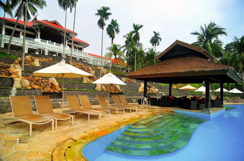 wisata ke Bintan Lagoon Resort