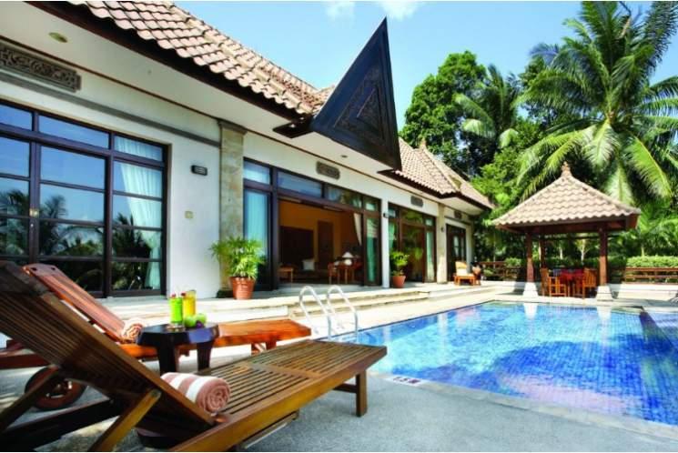 Nirwana Gardens Resort di Bintan