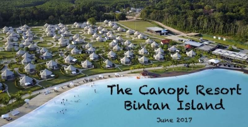 The Canopi resort di pulau Bintan