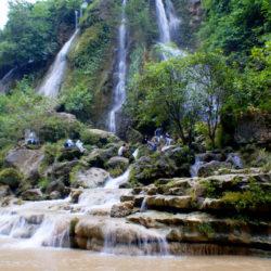 Air Terjun Gunung Lengkuas Bintan