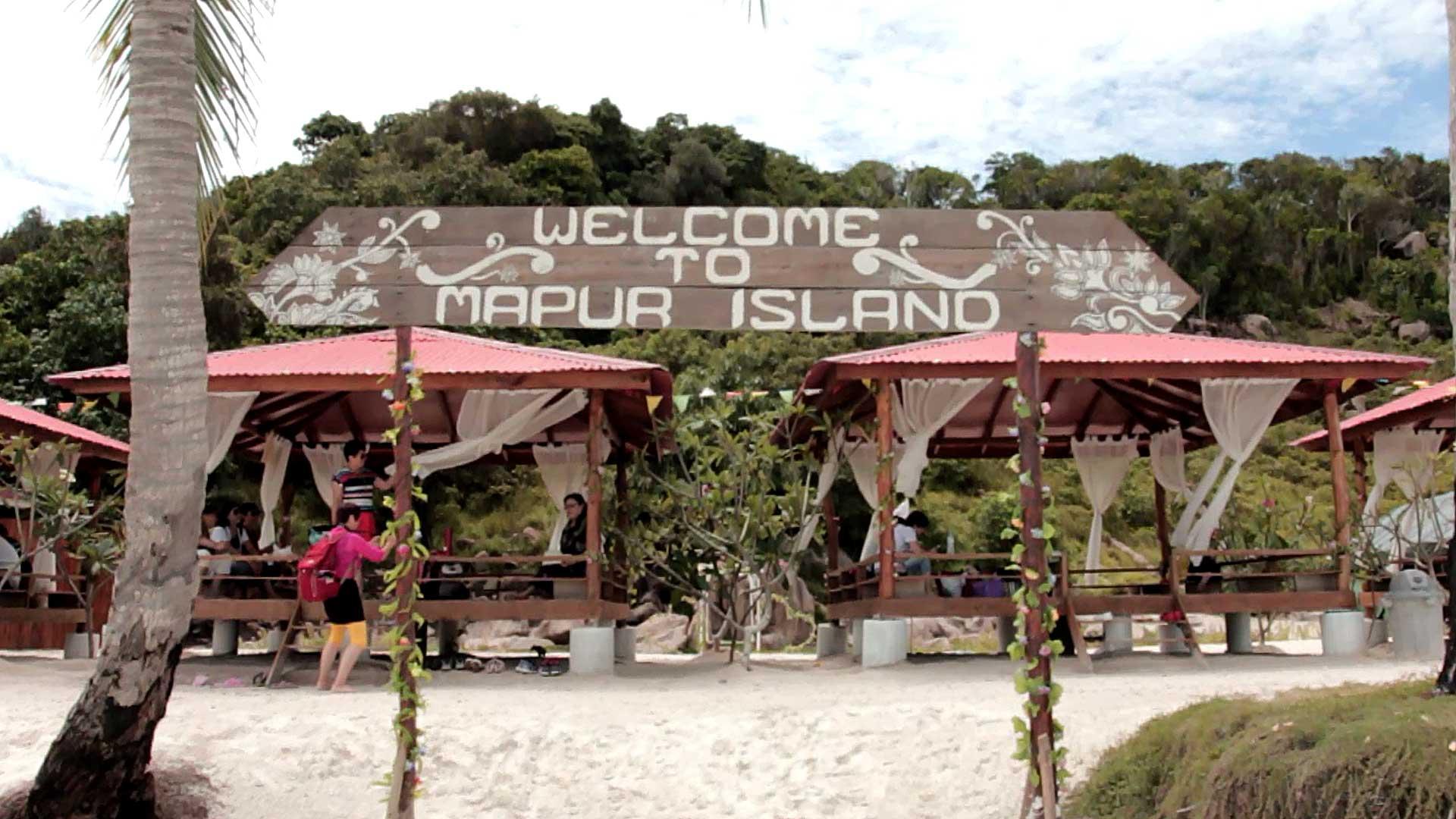 Wisata Menarik Di Pulau Mapur