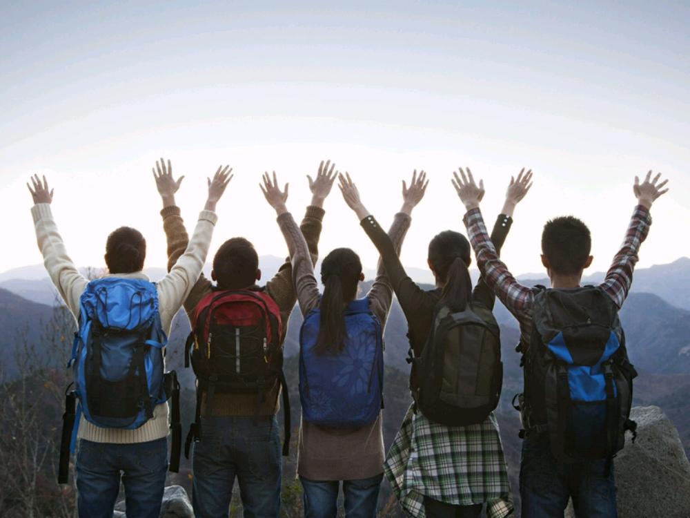 Pilihan Perjalanan Anda Grup Atau Sendiri